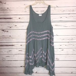 Intimately Free People baby doll slip dress